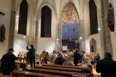 Aufbau Kirchenkonzert 2018