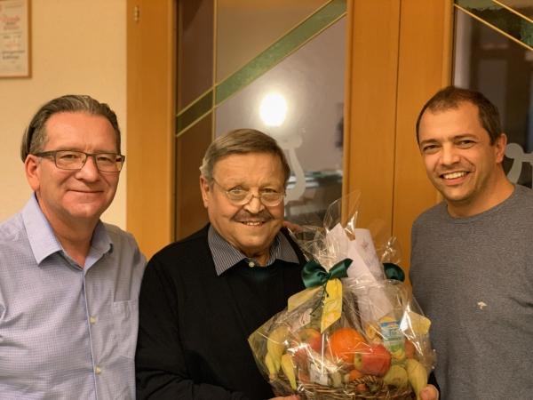 70. Geburtstag Fritz Gattinger
