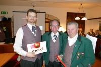 Proben-Merci für Johannes Altmanninger und Hans Stockhammer
