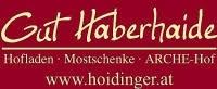 Mostschenke Hofladen Hoidinger